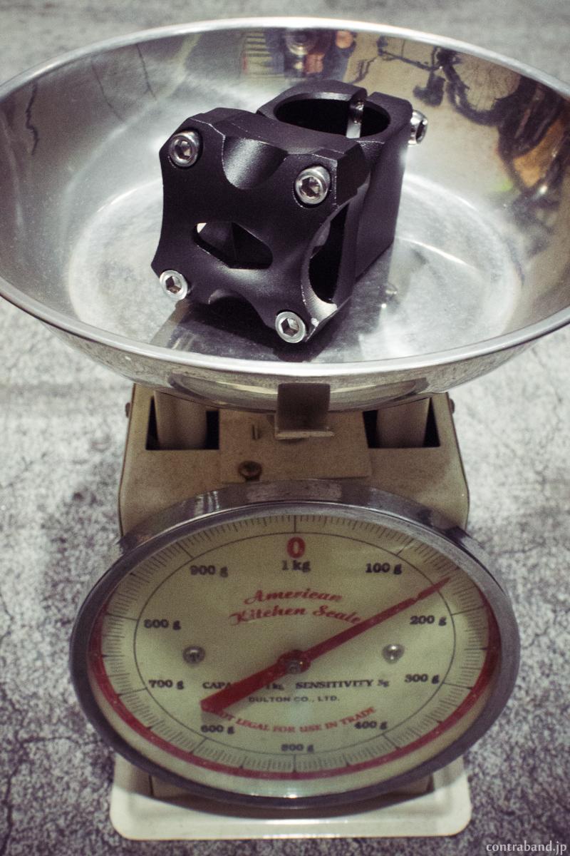 ショート リーチ ステム 25.4φ 35mm